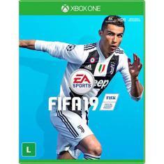 Foto Jogo FIFA 19 Xbox One EA