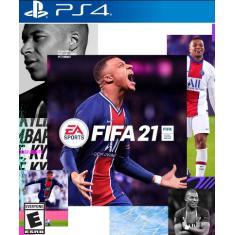 Jogo FIFA 21 PS4 EA