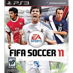 Jogo FIFA Soccer 11 PlayStation 3 EA