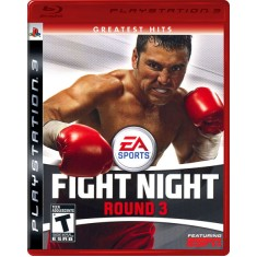 Jogo Fight Night Round 3 PlayStation 3 EA
