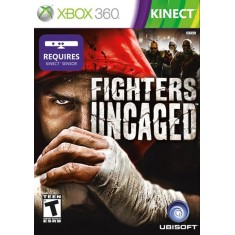 Foto Jogo Fighters Uncaged Xbox 360 Ubisoft
