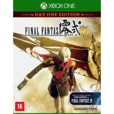 Jogo Final Fantasy Type-O HD Xbox One Square Enix
