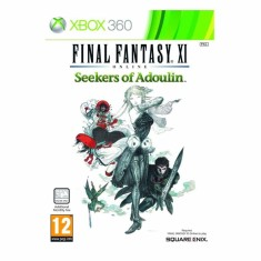 Jogo Final Fantasy: XI Online Seekers of Adoulin Xbox 360 Square Enix