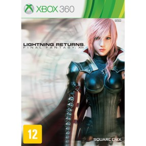 Jogo Final Fantasy: XIII Lightning Returns Xbox 360 Square Enix
