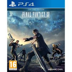 Jogo Final Fantasy XV PS4 Square Enix