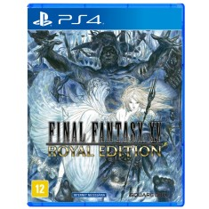 Jogo Final Fantasy XV Royal Edition PS4 Square Enix