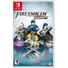 Jogo Fire Emblem Warriors Nintendo Nintendo Switch