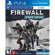 Jogo Firewall Zero Hour PS4 First Contact Entertainment