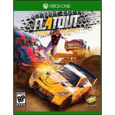 Foto Jogo FlatOut 4 Total Insanity Xbox One Strategy First