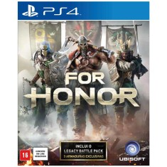 Foto Jogo For Honor PS4 Ubisoft