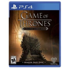 Jogo Game of Thrones A Telltale Games Series PS4 Telltale