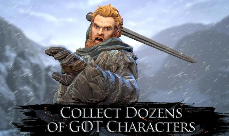 "Jogo ""Game of Thrones: Beyond the Wall"" entra em pré-registro para Android e iOS"