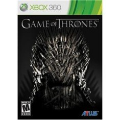 Foto Jogo Game of Thrones Xbox 360 Atlus