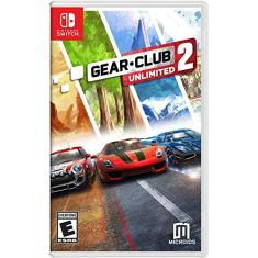 Jogo Gear Club Unlimited Micro Mobility Nintendo Switch
