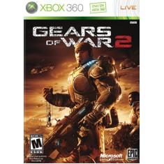 Jogo Gears of War 2 Xbox 360 Microsoft