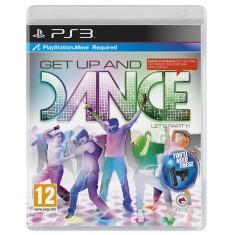 Jogo Get Up and Dance PlayStation 3 O-Games