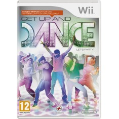 Foto Jogo Get Up and Dance Wii Nintendo