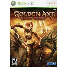 Jogo Golden Axe: Beast Rider Xbox 360 Sega