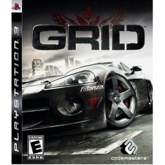 Foto Jogo Grid PlayStation 3 Codemasters