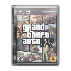 Jogo GTA IV PlayStation 3 Rockstar