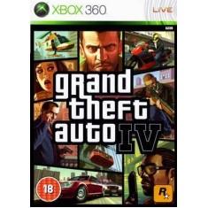 Jogo GTA IV Xbox 360 Rockstar