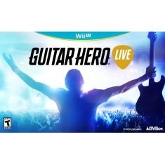 Jogo Guitar Hero Live Wii U Activision