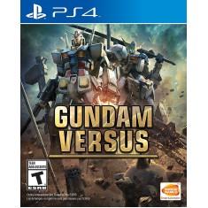 Jogo Gundam Versus PS4 Bandai Namco