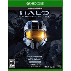 Jogo Halo The Master Chief Collection Xbox One Microsoft