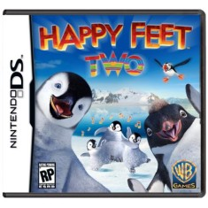 Foto Jogo Happy Feet 2 Warner Bros Nintendo DS