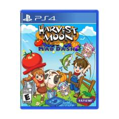 Jogo Harvest Moon: Mad Dash PS4 Natsume