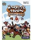 Jogo Harvest Moon: Magical Melody Wii Natsume