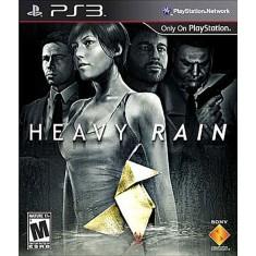Jogo Heavy Rain PlayStation 3 Sony