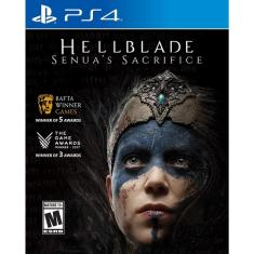 Jogo Hellblade: Senua's Sacrifice PS4 Ninja Theory