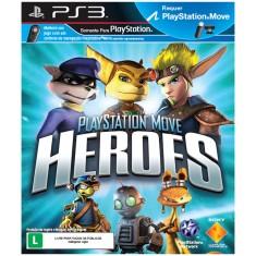 Jogo Heroes PlayStation 3 Sony