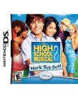 Jogo High School Musical 2 Work This Out Disney Nintendo DS