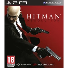 Foto Jogo Hitman: Absolution PlayStation 3 Square Enix