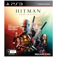 Foto Jogo Hitman: HD Trilogy PlayStation 3 Square Enix