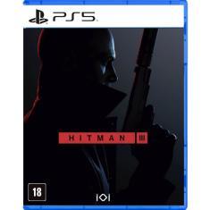 Jogo Hitman III PS5 IO Interactive