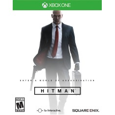 Jogo Hitman Xbox One Square Enix