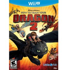 Foto Jogo How To Train Your Dragon 2 Wii U Little Orbit