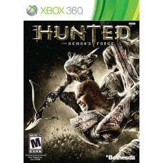 Foto Jogo Hunted The Demon's Forge Xbox 360 Bethesda