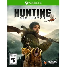 Foto Jogo Hunting Simulator Xbox One Maximum Games
