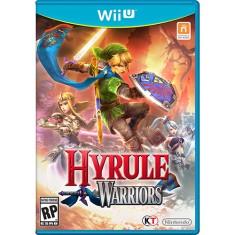 Jogo Hyrule Warriors Wii U Nintendo