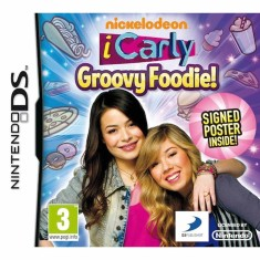 Foto Jogo iCarly: Groovy Foodie D3 Publisher Nintendo DS