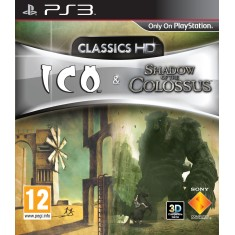 Foto Jogo Ico & Shadow of the Colossus PlayStation 3 Sony