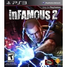Jogo Infamous 2 PlayStation 3 Sony