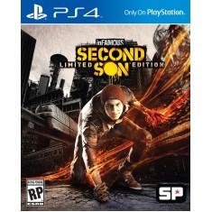 Jogo Infamous Second Son PS4 Sucker Punch