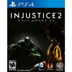 Jogo Injustice 2 Gods Among Us PS4 Warner Bros