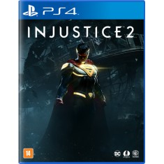 Jogo Injustice 2 PS4 Warner Bros