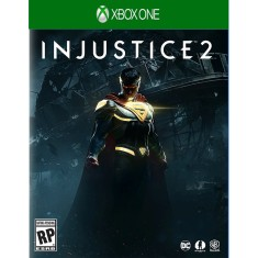 Foto Jogo Injustice 2 Xbox One Warner Bros